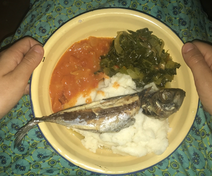 Xima: National Dish of Mozambique